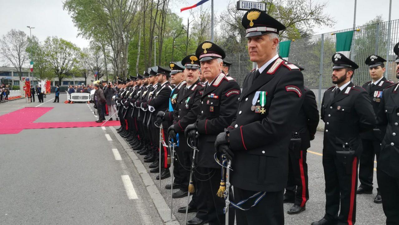 Inaugurata la caserma dei carabinieri della stazione di trezzo sull