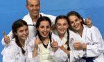 Sei titoli italiani ai Campionati nazionali di karate per il Sant'Agata Nippon di Cassina de' Pecchi