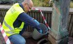 Benzina nella fontanella, a Gessate interviene il sindaco