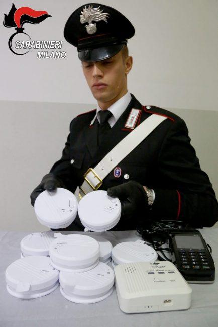 truffa rilevatori gas denunciati carabinieri 2