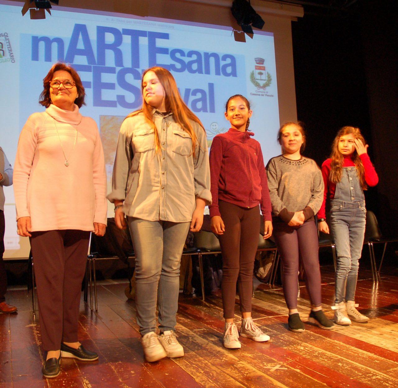 scrittori in erba concorso letterario specialissimo sottotraccia premiazione a piccolo teatro martesana cassina de