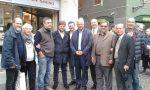Walter Veltroni inaugura Circolo Pd a Cologno Monzese