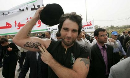 Pioltello dedica un parco a Vittorio Vik Arrigoni