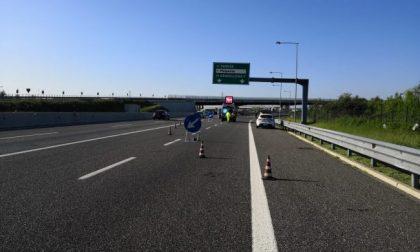 Schianto in Autostrada, muore 25enne