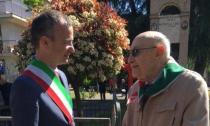 """Addio partigiano Cesare Beretta, """"ha lottato per la libertà"""""""
