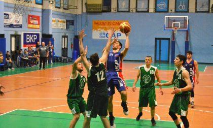Basket Prima divisione - Pioltello respinge Codogno e guadagna la finale FOTO