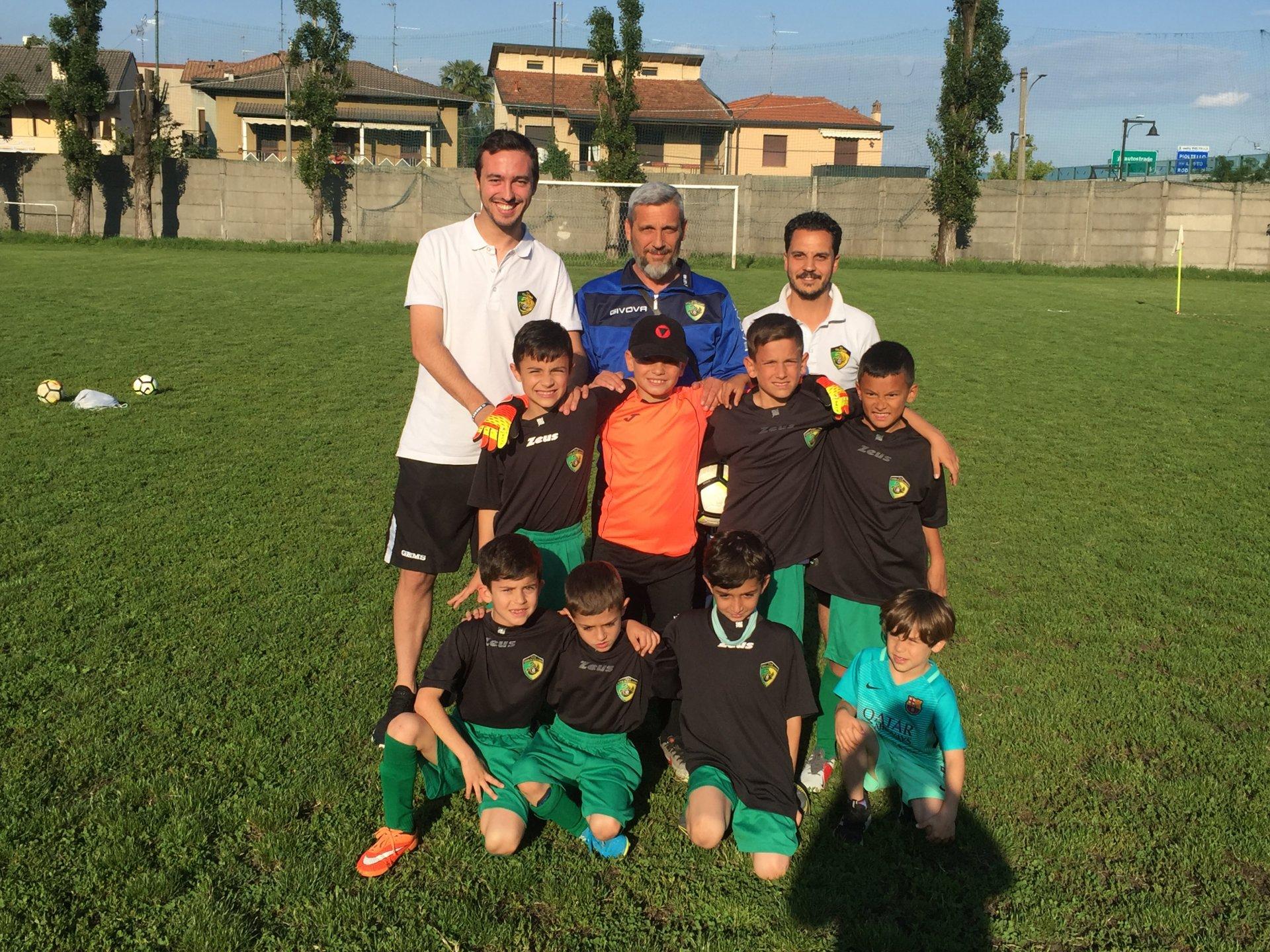 Pioltello Limito torneo calcio Stefano PIonna