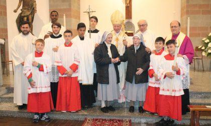 Melzo, Sacro Cuore in festa per i trent'anni della chiesa FOTO
