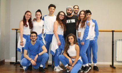 Danzare per un sogno : al via il tour nazionale dei ballerini di Vignate