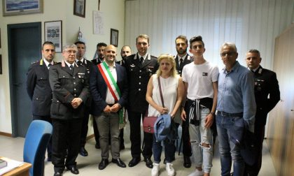 In memoria di Chiara Venuti i genitori ringraziano i carabinieri