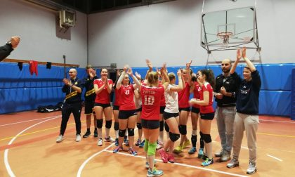 Ultimi botti di stagione per i team della New volley Adda di Cassano d'Adda
