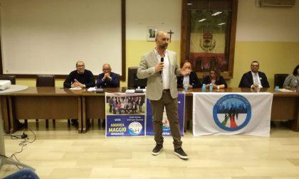 """Andrea Maggio (centrodestra) al veleno contro l'ex sindaco della Lega: """"Qui non ci serve la tua segretaria"""""""