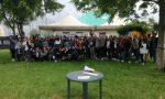 Gli studenti del Bellisario corrono contro la fame FOTO