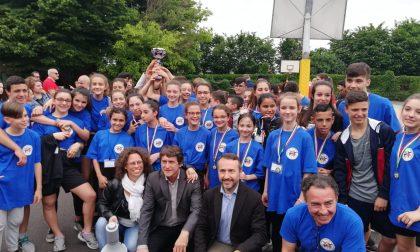 Olimpiadi scolastiche a Cologno: centinaia di studenti in campo FOTO