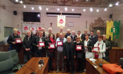 Aido Cologno festeggia quarant'anni di generosità FOTO