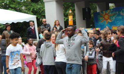 Per la festa interculturale domenica pomeriggio… a scuola FOTO