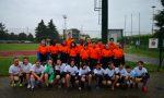 I ragazzi del comprensivo scolastico Diaz di Vaprio e Pozzo dominano nel flag football