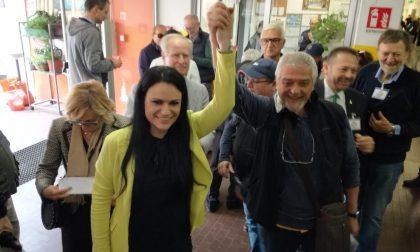Elezioni comunali CASSINA DE' PECCHI Elisa Balconi sindaco FOTO