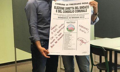 Elezioni comunali TREZZANO ROSA, Cataldo è sindaco