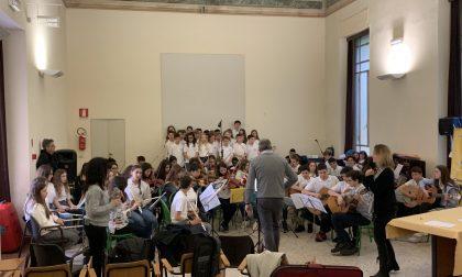 L'orchestra e il coro della Sabin incantano