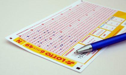 Vinti oltre ventimila euro col Lotto a Rodano