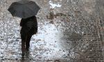 Pioggia e vento, scatta l'allerta della Protezione civile