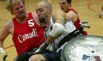 Rugby in carrozzina, a Cassina la prima giornata del Campionato italiano