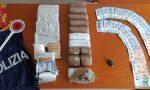 Nascondeva 17 chili di droga e migliaia di euro in box: arrestato dalla Polizia VIDEO