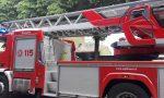 Albero cade su una cabina elettrica a Gessate