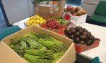 Sequestro di 150 chili di frutta e verdura