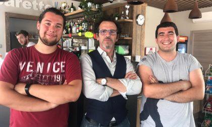 Germano Lanzoni in Martesana per Calciatori e Reginette