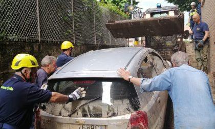 Esondazione, Protezione civile all'opera FOTO
