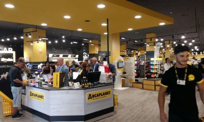 Arcaplanet inaugura tre nuovi store in Lombardia