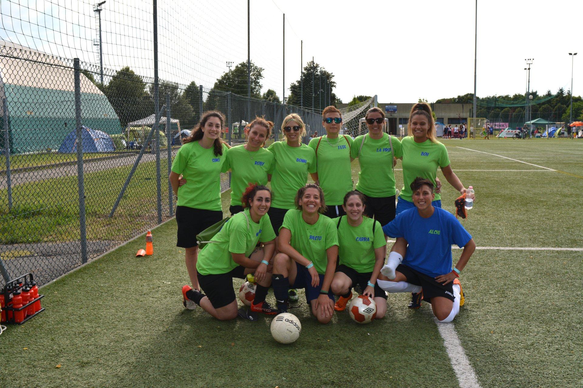 Carugate 24 ore di calcio femminile centro sportivo