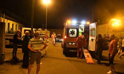 Notte di sangue a Cambiago pestaggio in pieno centro storico FOTO E VIDEO