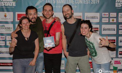 Let's band live contest ecco i primi finalisti - Melzoestate2019