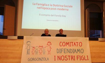 Gandolfini a Gorgonzola invita a farsi sentire coi politici