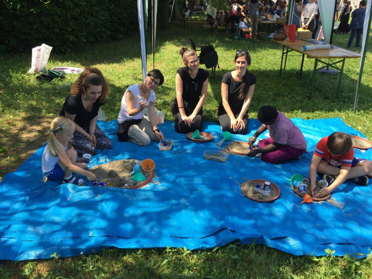 Bussero Squolandia festa scuola Monte Grappa organizzata dal comitato genitori