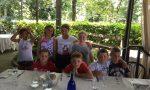 Pranzo collettivo per i bambini di Chernobyl ospitati dalle famiglie pioltellesi FOTO