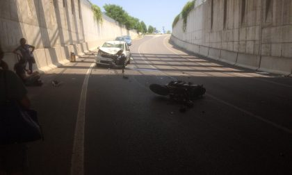 Incidente a Treviglio | Morto il motociclista