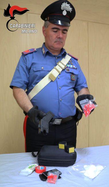 droga taser carabinieri 2