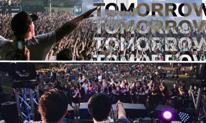 Domani partono Nameless e Shade: tre giorni di musica e dj