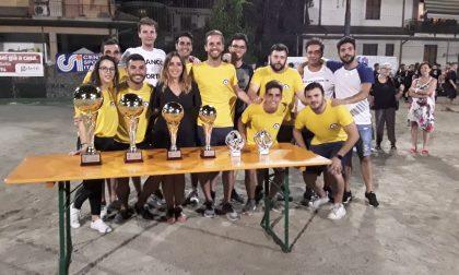 Torneo serale di Pioltello a Sant'Andrea come in finale di Champions