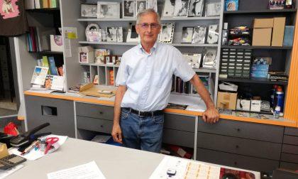 """Dopo quarant'anni passa di mano il negozio """"Photosystem"""" di Bussero"""