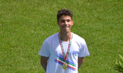 Terzo posto di Donola agli Europei U20