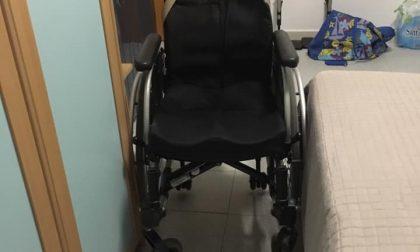 """Disabile """"intrappolata"""" nella camera di un hotel"""