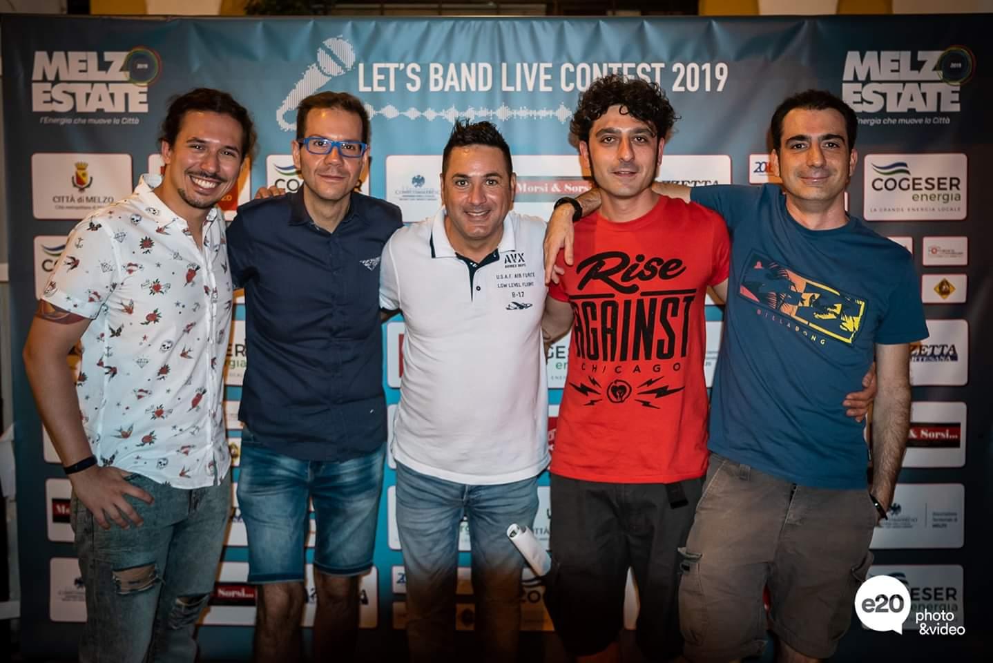 Melzo seconda semifinale del let's band live contest foto della giuria