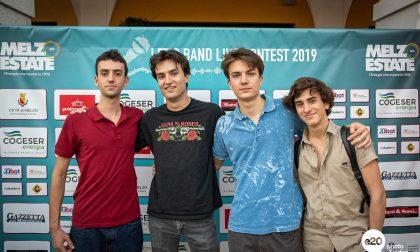 Let's band live contest scelti i secondi finalisti - Melzoestate2019
