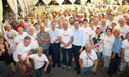 Festa dell'unità chiude i cancelli dopo oltre 30 giorni di presenza
