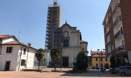 Settala, la chiesa parrocchiale ha bisogno d'aiuto